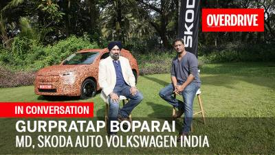 In Conversation With  Gurpratap Boparai MD, Skoda Auto Volkswagen India