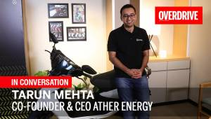 In Conversation with Tarun Mehta, CEO & Co-founder Ather