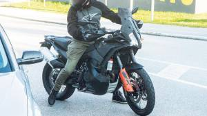 Spied: Updated KTM 890 Adventure in works, to rival Triumph Tiger 900