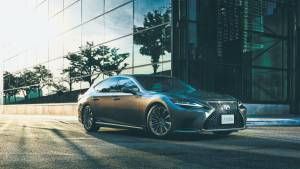 Lexus LS 500h Nishijin launched in India, priced at Rs 2.22 crore