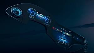 Mercedes-Benz unveils upcoming flagship EQS' 56-inch MBUX Hyperscreen infotainment