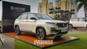 2021 MG Hector gets CVT option, priced at Rs 16.51 lakh