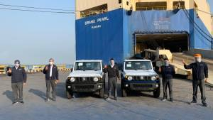 Maruti Suzuki begins exports of Jimny 4x4 SUV from India