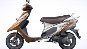 TVS Scooty Pep+ Mudhal Kadhal edition launched at Rs. 56,085