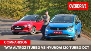 2021 Tata Altroz iTurbo vs Hyundai i20 Turbo DCT comparo