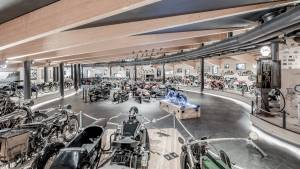 Motorcycle museum in Austria ravaged by fire; over 230 rare motorcycles thought to be lost