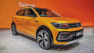 Volkswagen Taigun: The Bold New SUVW