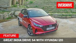 Feature | Great India Drive S4 with Hyundai i20
