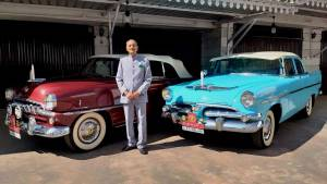 Idar Car Collection at the Dowlat Villas Palace The Heritage