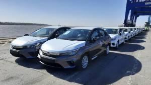 Honda Cars India begins new-gen City exports to left-hand-drive markets