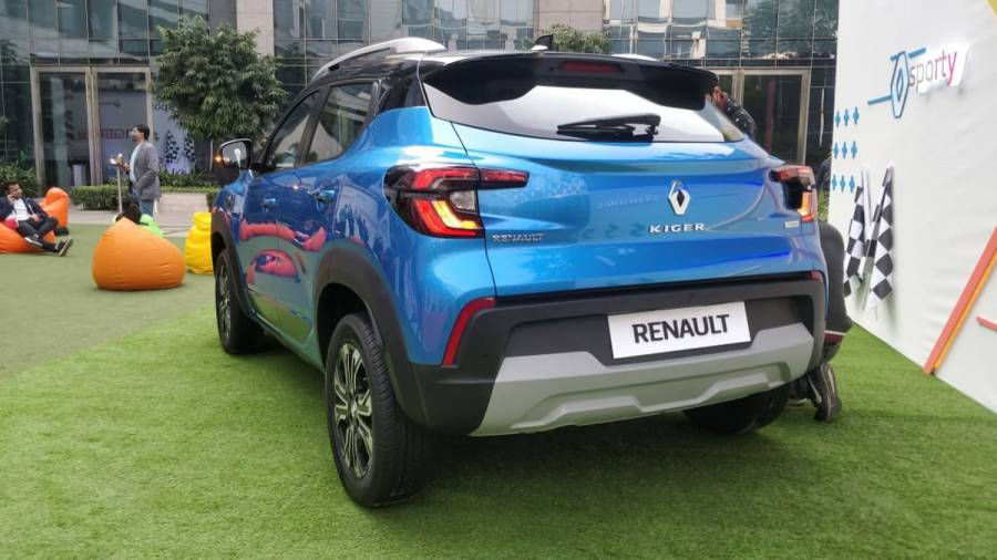 2021 Renault Kiger launch