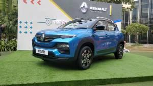 2021 Renault Kiger makes global debut in India