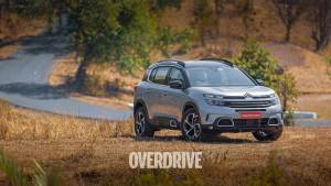 2021 Citroen C5 Aircross to launch in India on April 7