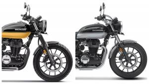 Feature Comparison: Honda CB350RS vs Honda H'ness CB350