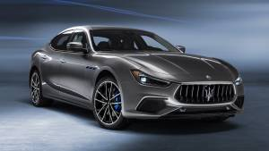 Maserati launches updated Ghibli range at Rs 1.15 crore