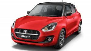 2021 Maruti Suzuki Swift launched at Rs 5.73 lakh