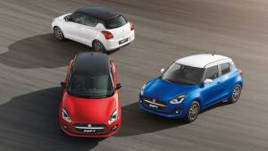 2021 Maruti Suzuki Swift facelift: Prices and variants explained