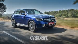 2021 Mercedes-Benz GLC 200 road test review
