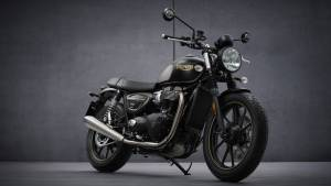 2021 Triumph Street Twin gets updates along with a limited edition offering