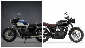 Triumph Motorcycles updates its Bonneville range of modern classics