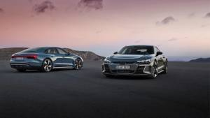 Audi reveals its new electric flagship, the e-tron GT, with upto 646PS