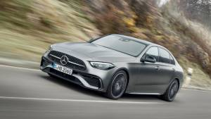 India-bound fifth generation Mercedes-Benz C-Class debuts internationally