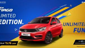 2021 Tata Tiago Limited Edition launched in India at Rs 5.79 lakh