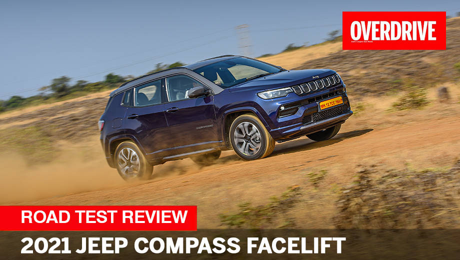 2021 Jeep Compass diesel auto review-the best alternative to compact luxury crossovers?