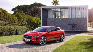 Jaguar I-Pace electric SUV to be launched in India on March 9