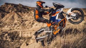 KTM reveals flagship 1290 Super Adventure R