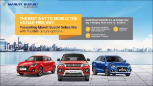 No Down Payments, No Hassles! 5 Great Advantages Of Maruti Suzuki Subscribe