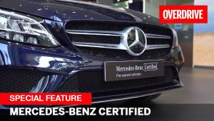 Peace of mind, guaranteed with Mercedes-Benz Certified
