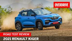 2021 Renault Kiger road test review - bold, economical and brimming with features!