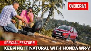 Special feature | Keeping it natural with Honda WR-V