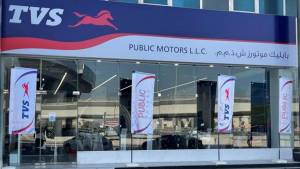 TVS Motor Company expands presence in UAE with Public Motors