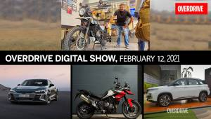 2021 RE Himalayan, Audi's First Ever Electric Sedan & More - Overdrive Digital Show 12th Feb