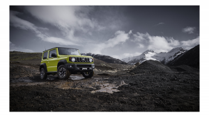Confirmed: Maruti Suzuki Jimny 4x4 being considered for India launch