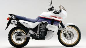 Honda Transalp could be a mid-sized Honda Africa Twin