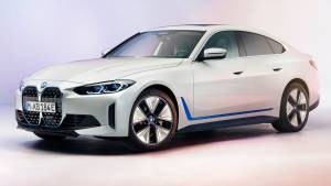 BMW i4, first ever all-electric sedan from BMW, to launch in 2021