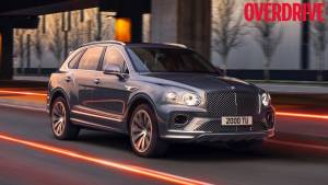 2021 Bentley Bentayga (facelift) launched at Rs 4.1 crore