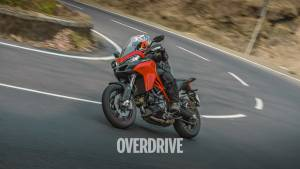 2021 Ducati Multistrada 950S road test review - the fast, red Italian is worth every penny!
