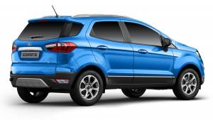 2021 Ford Ecosport SE launched in India, prices start from Rs 10.49 lakh