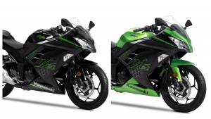 Kawasaki Ninja 300 BSVI launched at Rs 3.18 lakh