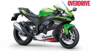 2021 Kawasaki Ninja ZX10R launched in India at Rs 14.99 lakh