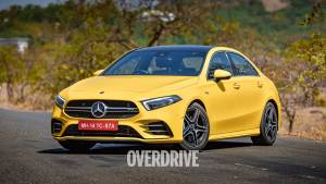 Locally-assembled 2021 Mercedes-AMG A35 launched in India at Rs 56.24 lakh