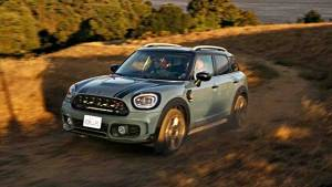 2021 Mini Countryman launched at Rs 39.5 lakh