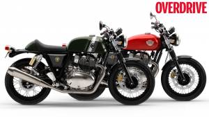 2021 Royal Enfield Interceptor and Continental GT get new colour-ways