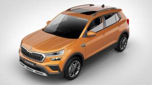 Skoda Kushaq unveiled in India, launch expected in May
