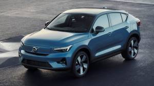 Volvo joins the SUV-coupe brigade with the all-electric C40 Recharge