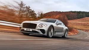 2021 Bentley Continental GT Speed revealed with 659PS and 900 Nm